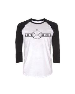 Extreme Fitness 'Coffee And Barbells' Long Sleeve Tshirt