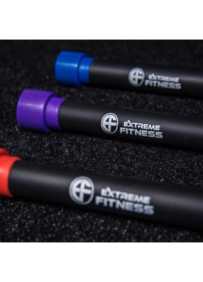 Extreme Fitness Weighted Aerobic Bars