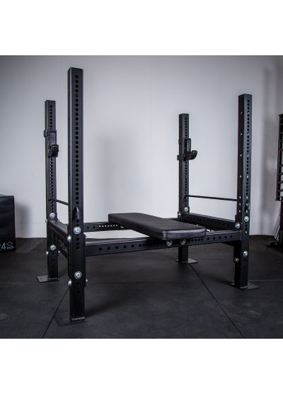 Extreme Fitness Bench Cage