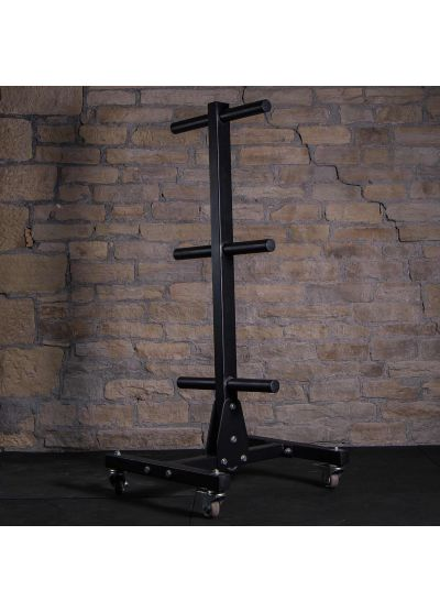 Extreme Fitness Horizontal Weight Plate Tree