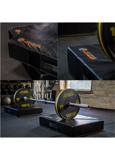 Extreme Fitness Weightlifting Crash Pads 2.0