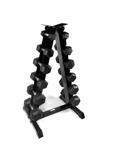 Extreme Fitness Dumbbell + Rack Package 3