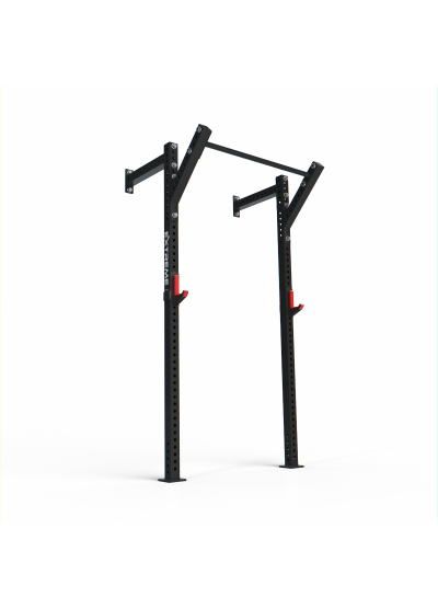 Extreme Fitness EX-SWR-100 Slim Wall Mounted Rack