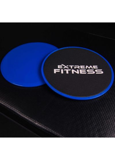 Extreme Fitness Core Sliders
