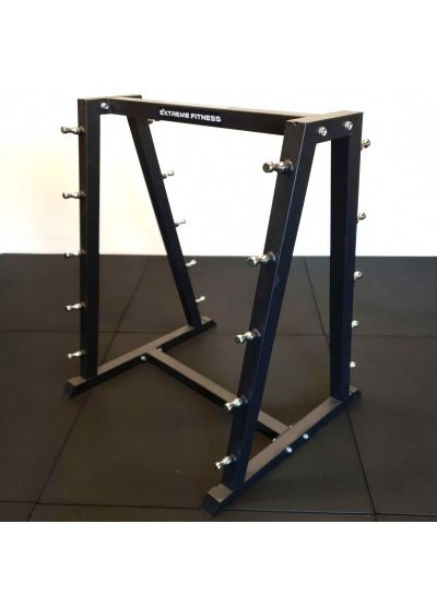 Extreme Fitness 10 Bar Storage Stand