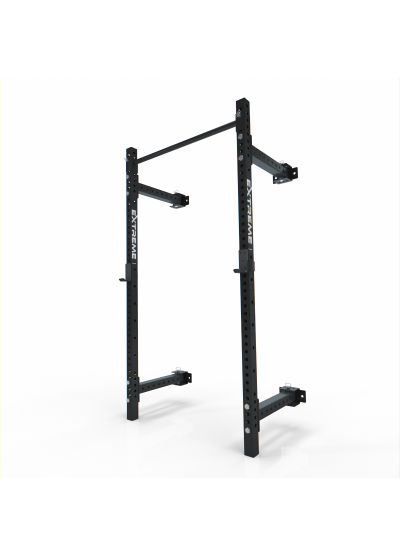 Extreme Fitness EX-FR-100 Folding Wall Mounted Rack
