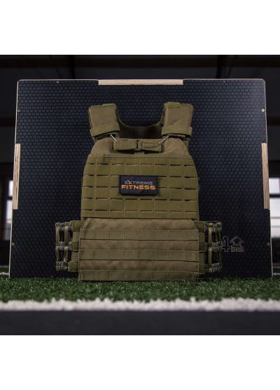 Extreme Fitness Tactical Weight Vest