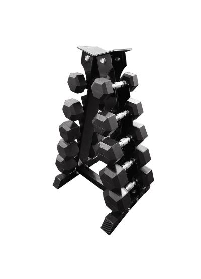 Extreme Fitness Dumbbell + Rack Package 2
