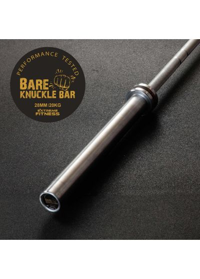 The Bareknuckle 20kg Olympic Bar (PRE-ORDER)
