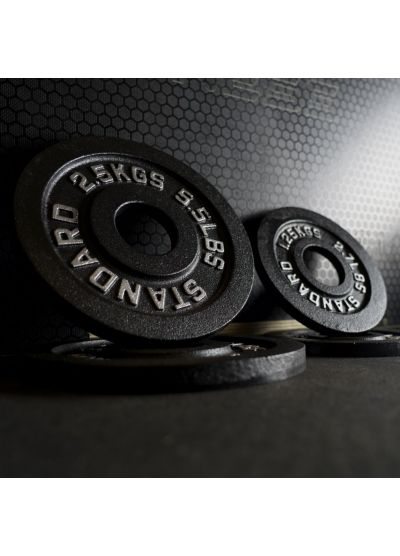 Extreme Fitness Cast Iron Change Plates