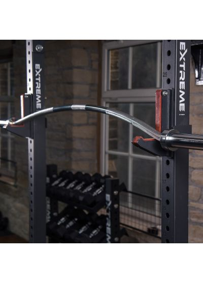 Extreme Fitness Curved Barbell