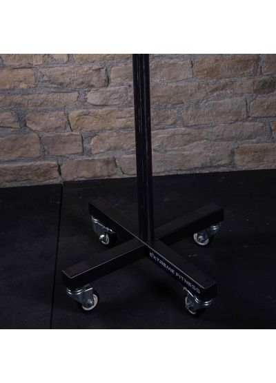 Extreme Fitness Bumper Plate Stacker