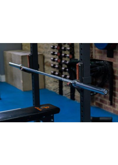 Extreme Fitness 7ft Olympic Chrome Training Barbell