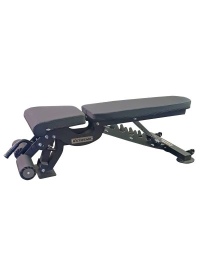 Extreme Fitness Commercial FID Bench