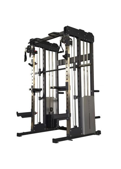 Extreme Fitness EX-1000 Multi Smith Cable Rack