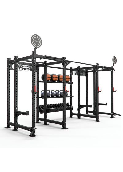 Extreme Fitness EX-FR-2 Functional Power Rack
