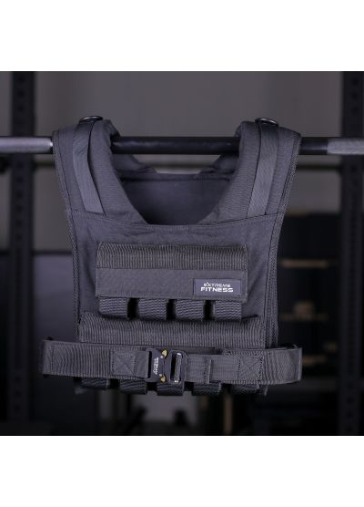 Extreme Fitness Adjustable Weight Vest