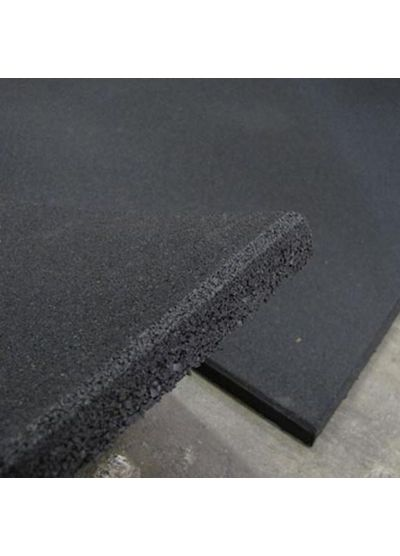 Rubber Gym Mat Flooring 1m x 1m x 20mm