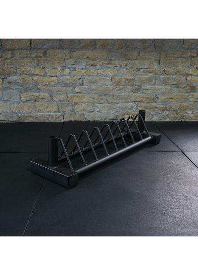 Extreme Fitness Horizontal Plate Bar Rack