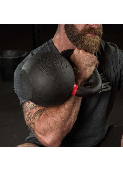 Extreme Fitness Cast Iron Kettlebells