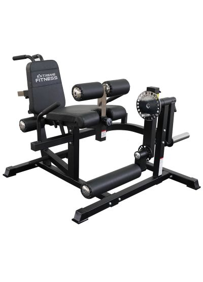 Extreme Fitness Leg Curl / Extension Machine