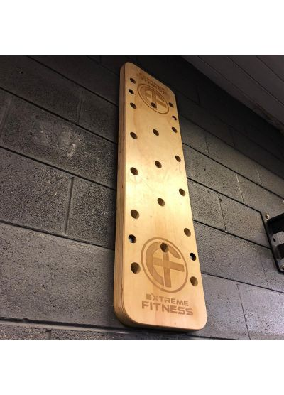 Extreme Fitness Climbing Pegboard Small