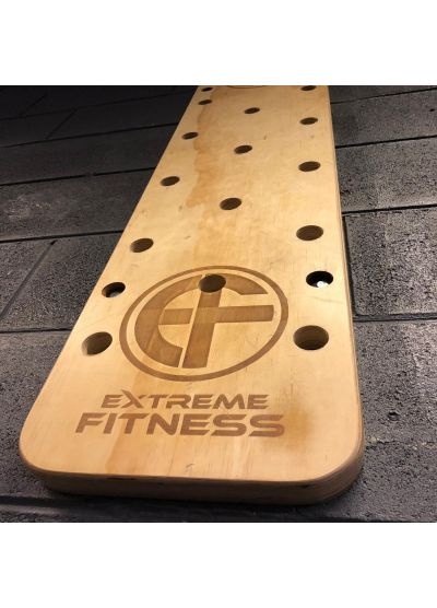 Extreme Fitness Climbing Pegboard Tall