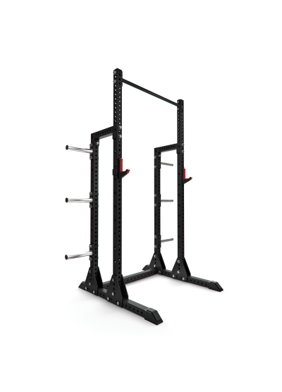Extreme Fitness EX-PR-200 Half Power Rack