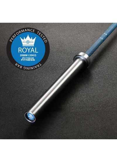 Extreme Fitness Royal Cerakote Bar (PRE-ORDER)