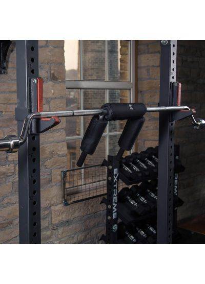 Extreme Fitness Safety Squat Bar
