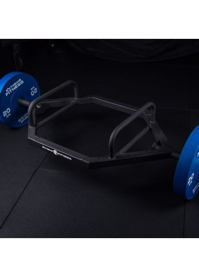 "Extreme Fitness 2"" Hex Trap Deadlift Bar"