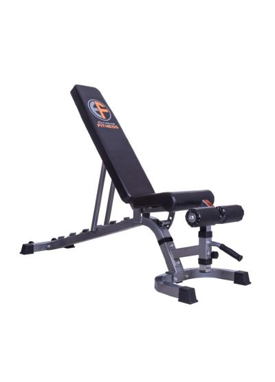 Extreme Fitness FID Bench Silver Edition