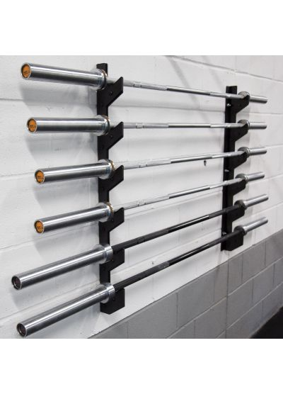 Extreme Fitness 6 Bar Rack Holder