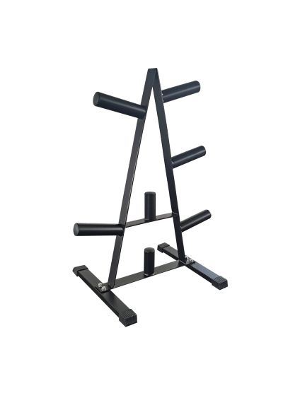Extreme Fitness Weight Plate Storage Tree