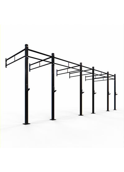 Extreme Fitness Wall Mounted Rigs