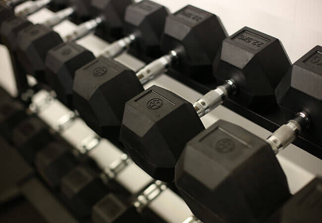 Dumbbell/ Kettlebell Packages